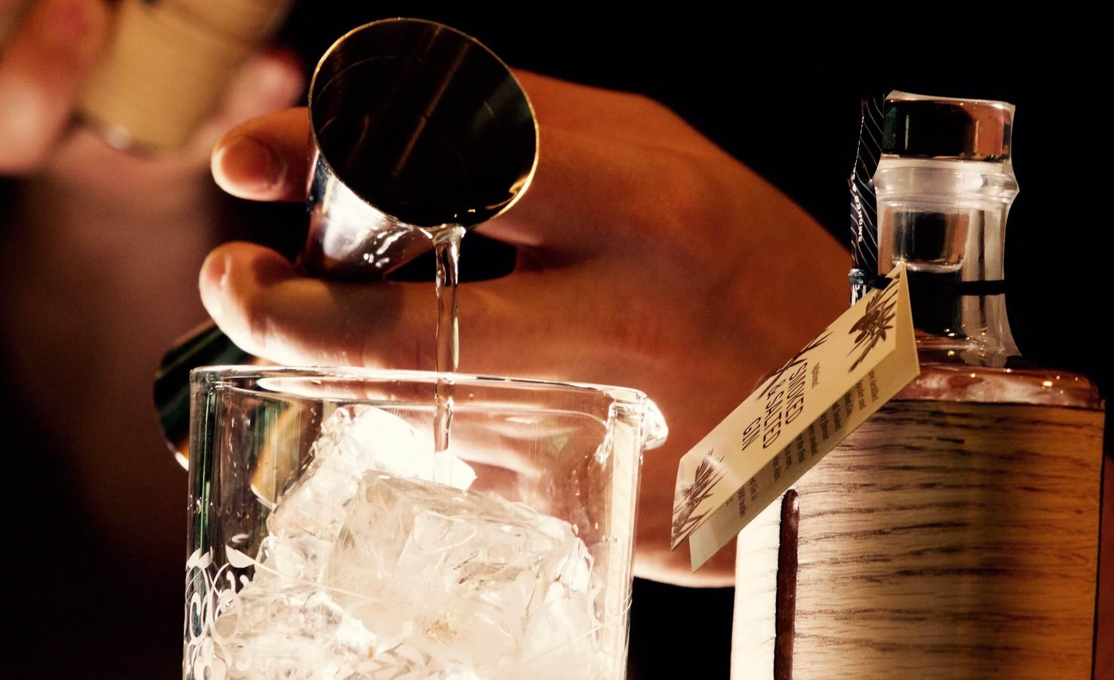 Currículum bartender